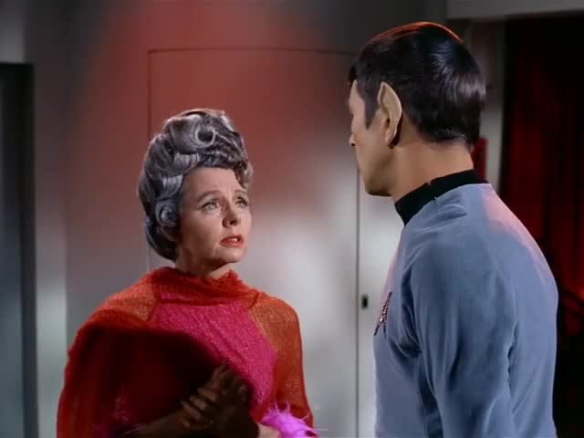Mother, how can you have lived on Vulcan so long,