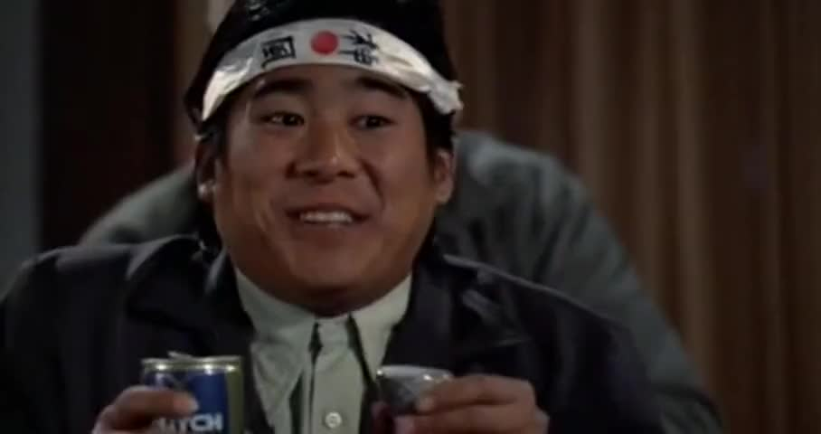 Yarn | I drink to that. ~ Revenge of the Nerds (1984) | Video clips by quotes, clip | 9339a73a-97a3-4a47-abb2-89e47cc56668 | ?