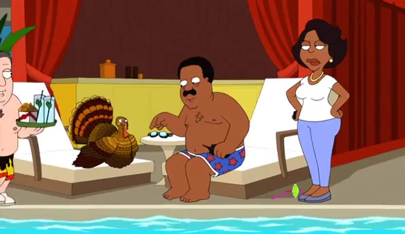 4od the cleveland show episode 7