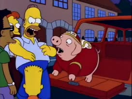 - Why, you little-- - Mr. Simpson, stop!