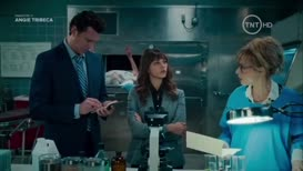 """Quiz for What line is next for """"Angie Tribeca """"?"""