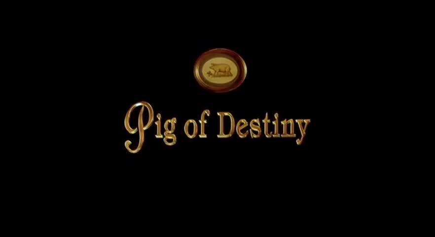 [ Mice ] Pig of Destiny!