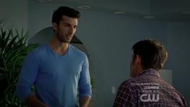 - Nothing. - Whether Rafael's brother Derek