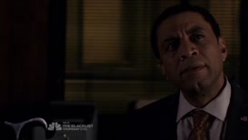 """Quiz for What line is next for """"The Blacklist """"?"""