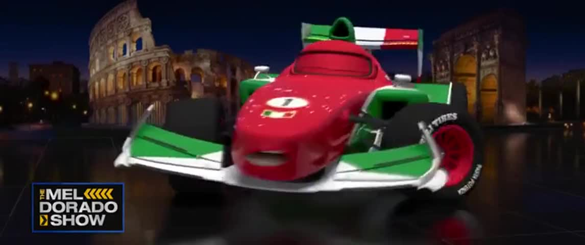 Yarn | Not-a so fast, McQueen ! ~ Cars 2 (2011) | Video clips by ...