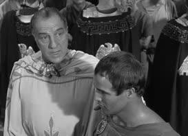 Antonius, let me have men about me that are fat,