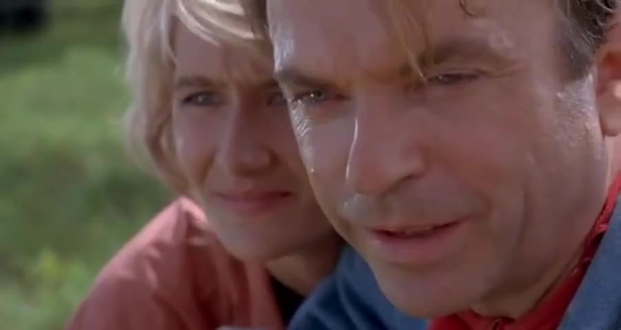 Image result for jurassic park they do move in herds