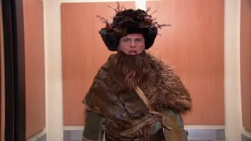 Dwight Christmas.Yarn Belsnickel Isn T Real It S Me Dwight The Office