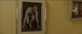 He was beat by Jesse Owens