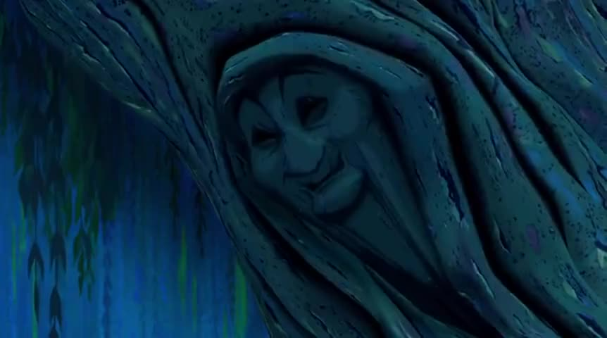 Image result for pocahontas 1995 grandmother willow
