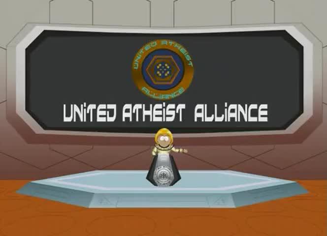 the Allied Atheist Alliance!