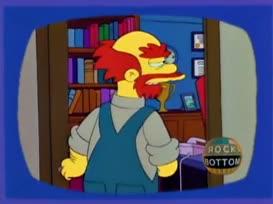 """He's """"Rowdy Roddy Peeper""""."""