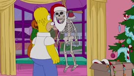 Marge, to that I say, boo, humbug.