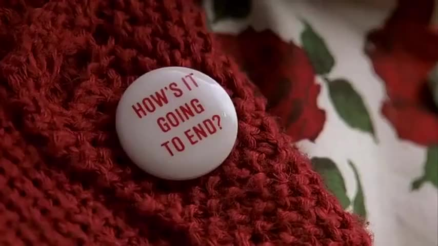 I like your pin.