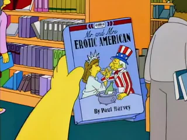Mr. And Mrs. Erotic American.