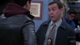 """Quiz for What line is next for """"Brooklyn Nine-Nine """"?"""