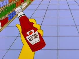 """""""Ketchup."""" """"Catsup."""""""