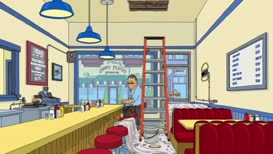 I sure wish Bob would've left me a burger to eat.