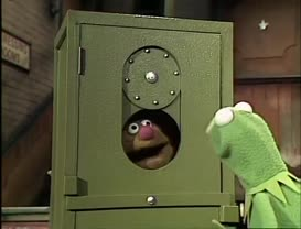 Kermit, you can't do the show without me.