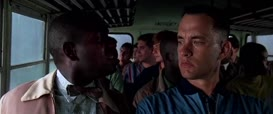 My name's Forrest Gump. People call me Forrest Gump.