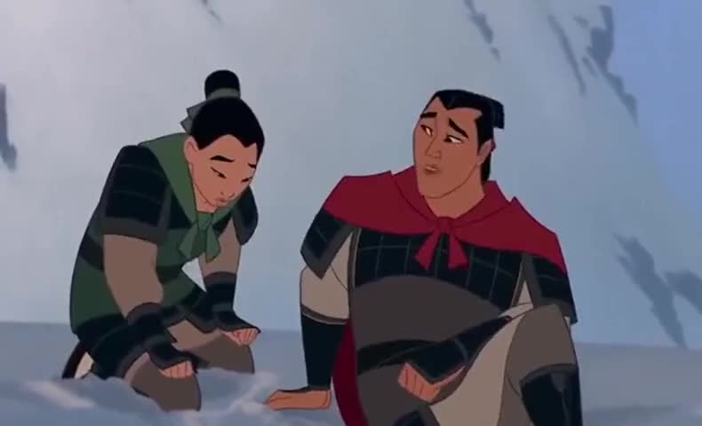 Yarn | And for that, I owe you my life. ~ Mulan (1998 ...