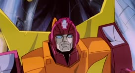 This is the end of the road, Galvatron.
