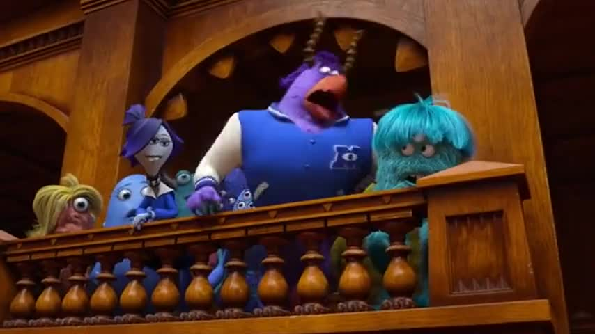 Yarn The Librarian Monsters University 2013 Video Clips By Quotes Clip 9d0be6a0 Fbf0 4c3a 8bdd C0ab20c18cf4 紗