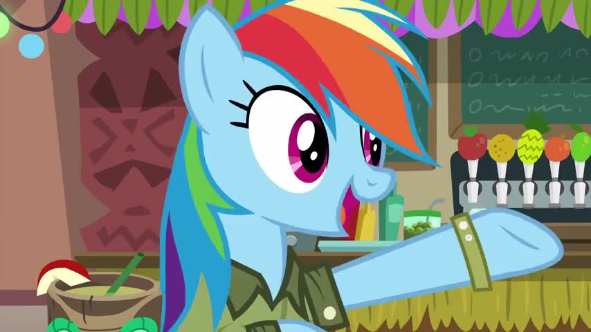 Daring Do and the Trek of the Terrifying Tower,