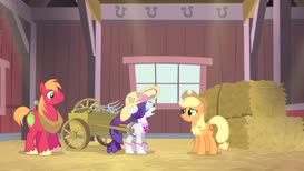 Well, maybe it's time Trend met a real country pony.