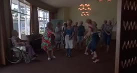 And that's what we call dancing