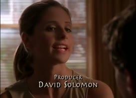 That's just a Buffy Summers bonus.