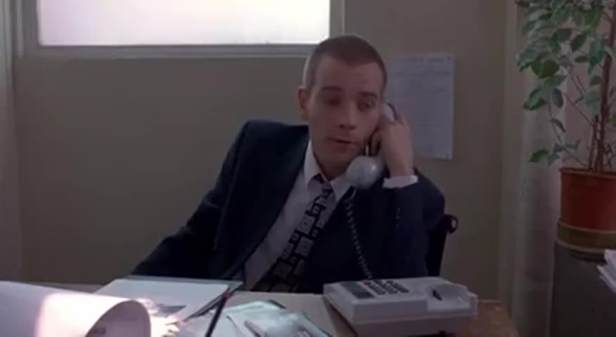 """Quiz for What line is next for """"Trainspotting """"? screenshot"""