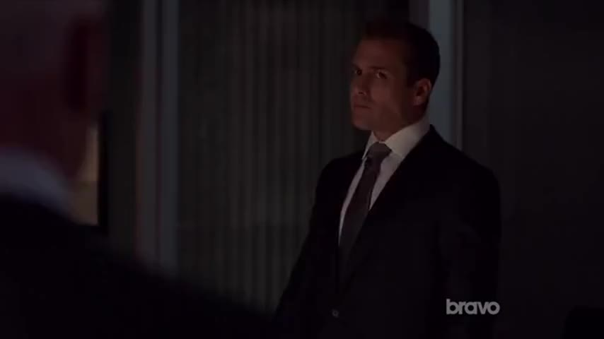 - What did you just say to me? - Harvey--