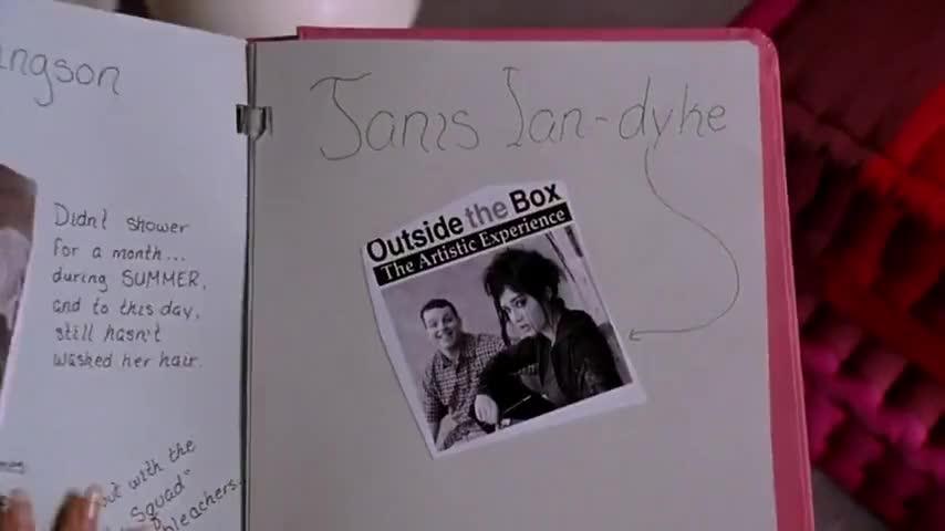 Yarn Janis Ian Dyke Mean Girls 2004 Video Clips By