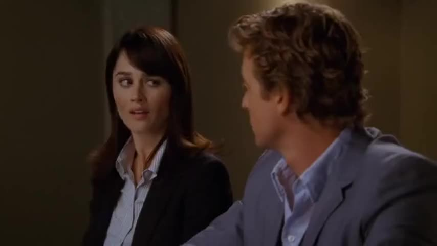 Yarn | I thought Carl Ward was your man  ~ The Mentalist