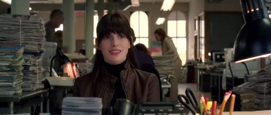 educating rita devil wears prada the devil wears prada it is a 2006 comedy-drama film it stars anne hathaway as andrea sachs, a recent college graduate who goes to new york city and gets a job as a co-assistant to powerful and demanding fashion magazine editor miranda priestly, played by meryl steep.