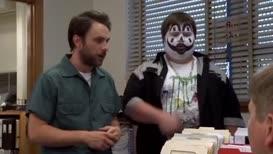 - Juggalo. - It's sort of a clown posse.