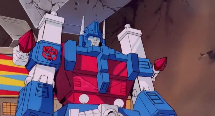 Somehow we must destroy it before it devours Cybertron.