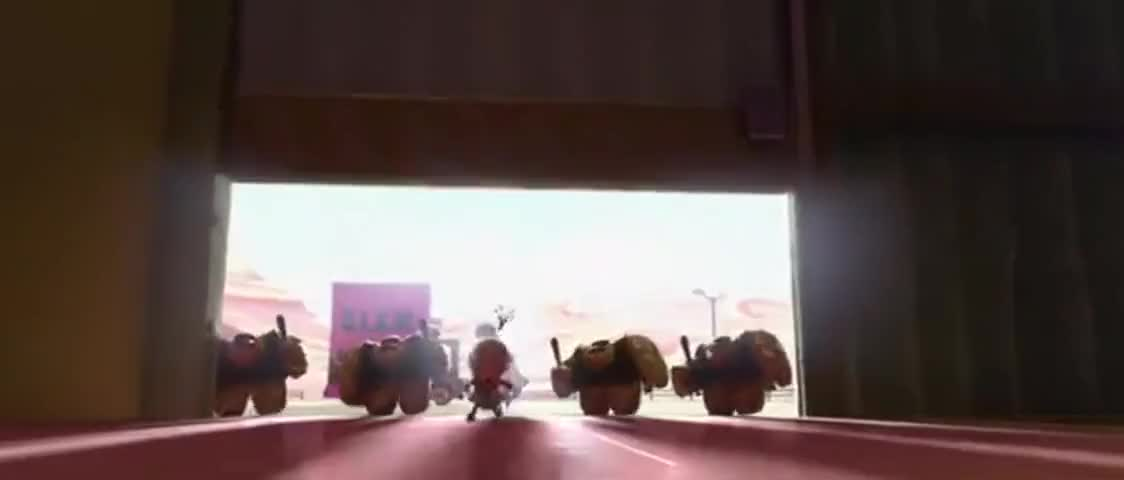 """Quiz for What line is next for """"Wreck-It Ralph """"? screenshot"""