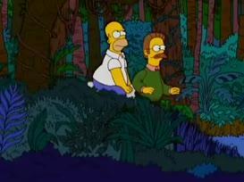 In the jungle, the creepy jungle