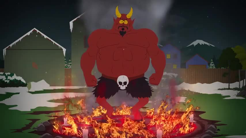 A demon from Hell