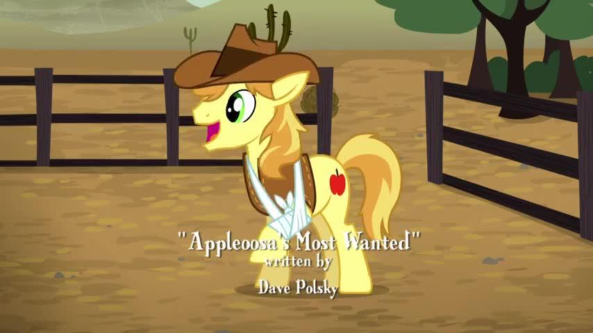 Go Applejack go!