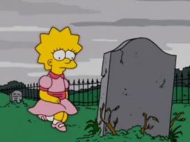 Lisa has a dead boyfriend.