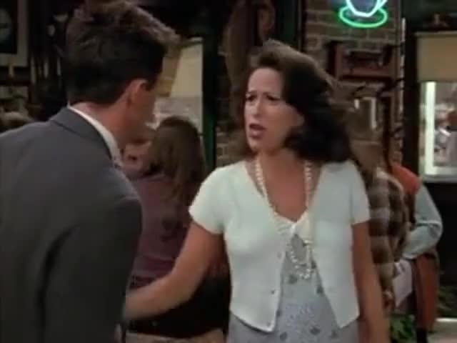 You wish, Chandler Bing!