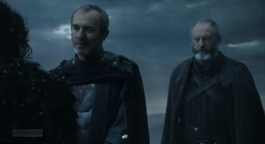 I shall mount Roose Bolton's head on a spike.