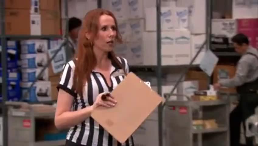 Dwight, Erin,
