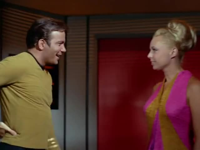Take over, Mr. Sulu. Steady as she goes.