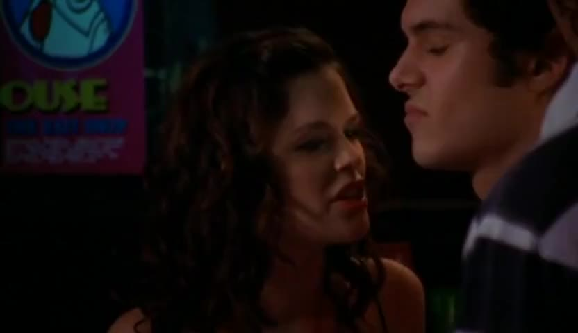 Your breath smells like Marissa! You are so drunk!