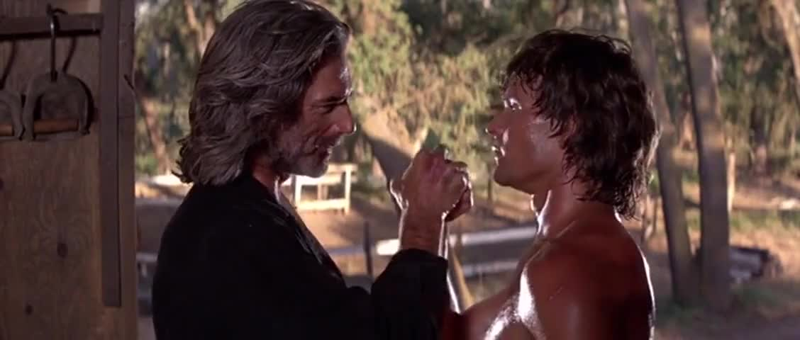 YARN | Oh, my God! | Road House (1989) | Video clips by