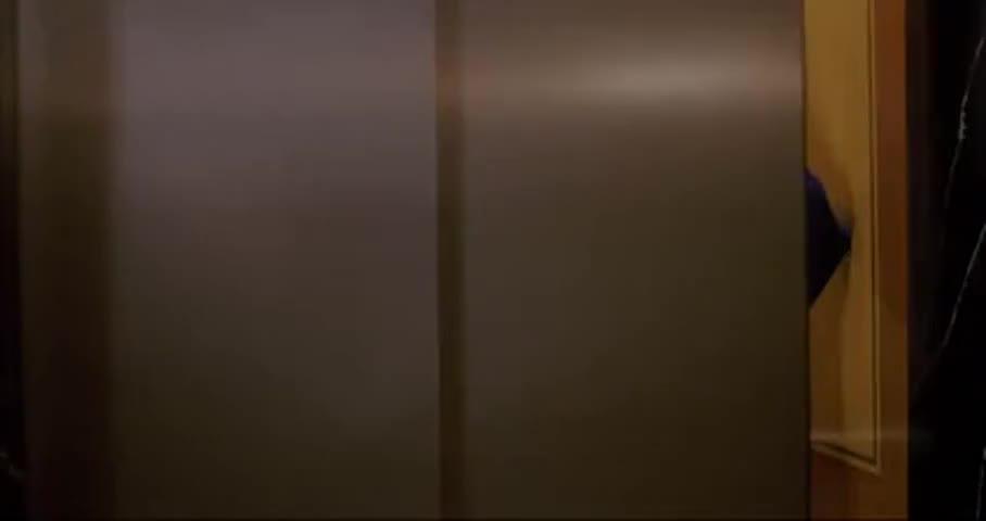 [Elevator Bell Dings]